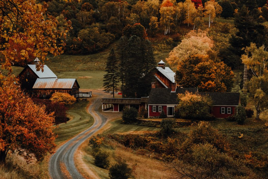 sleepy hollow farm in vermont