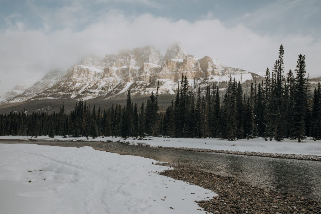 The Ultimate Banff Winter Guide - Castle Mountain