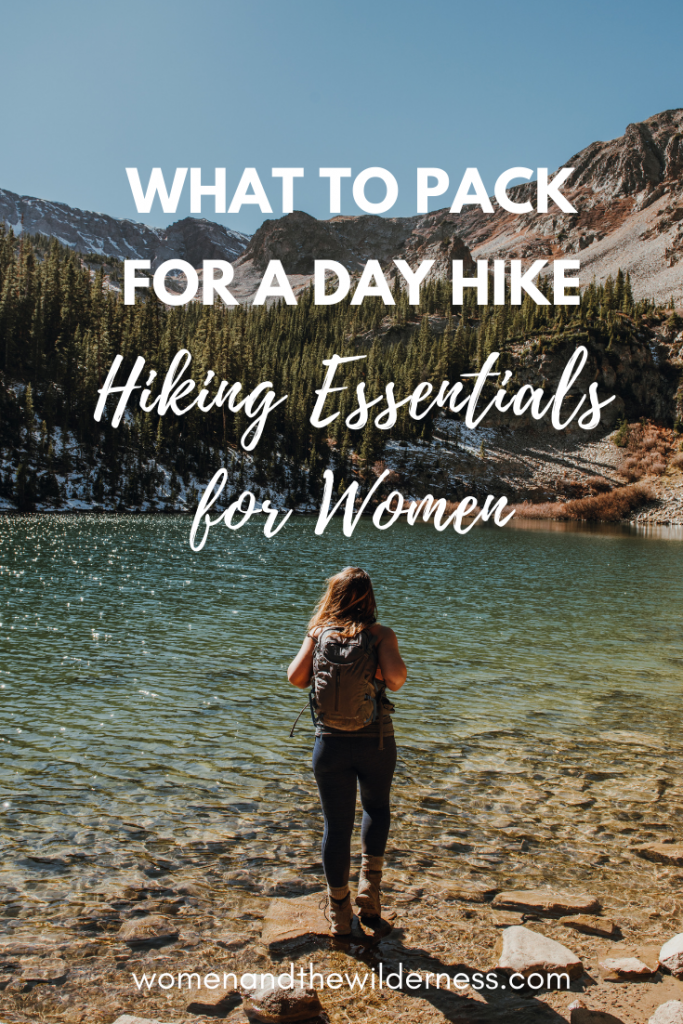 What's In My Pack: Summer Hiking Essentials